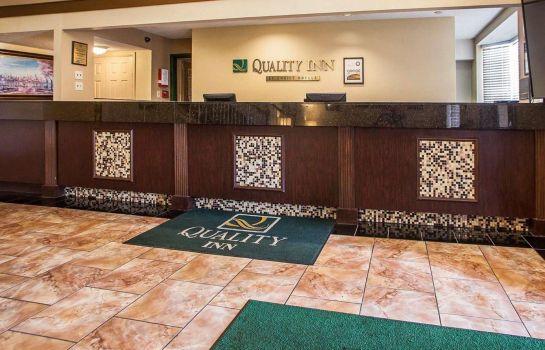 Hotelhalle Quality Inn Airport