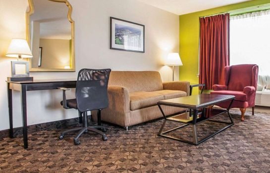 Suite Quality Inn Airport