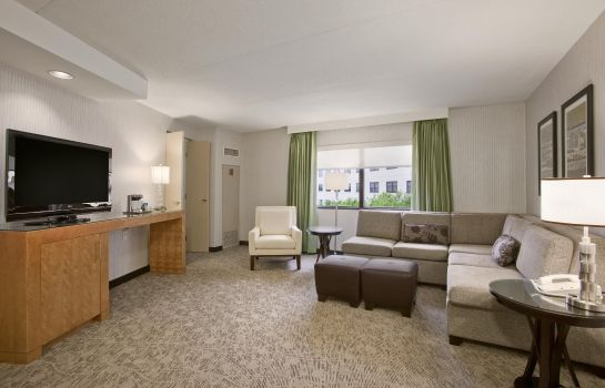 Suite Embassy Suites by Hilton Auburn Hills