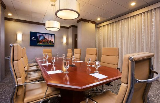 Conference room Embassy Suites by Hilton Auburn Hills