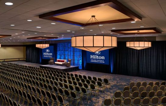 Sala congressi Hilton College Station - Conference Center