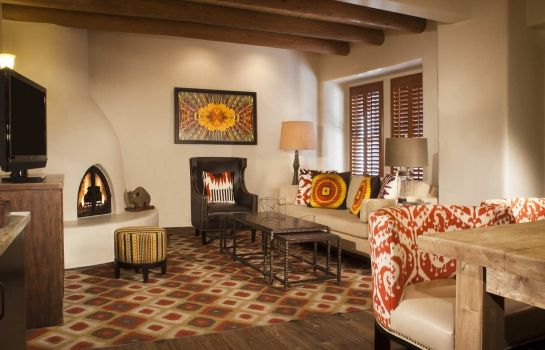 Suite Hilton Santa Fe Historic Plaza