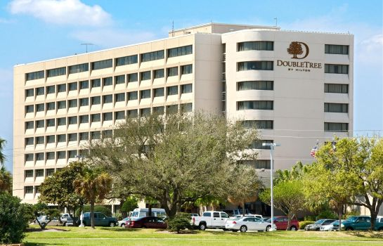Vista exterior DoubleTree by Hilton Houston Hobby Airport