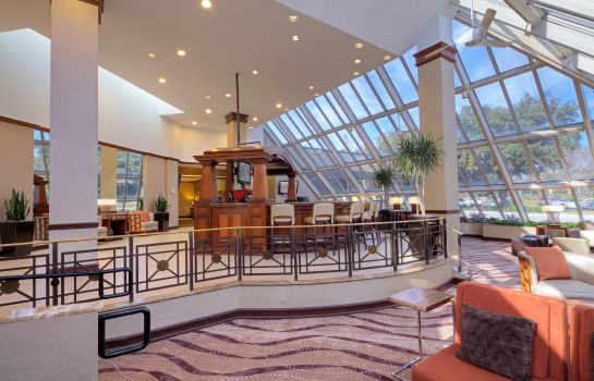 Hotel-Bar Hilton Houston Westchase
