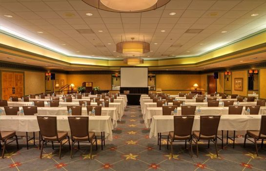 Conference room Hilton Houston Westchase