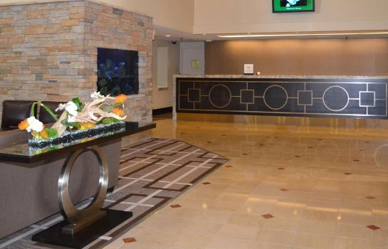 Hotelhalle DoubleTree by Hilton Houston Hobby Airport
