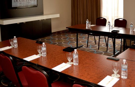 Sala de reuniones DoubleTree by Hilton Houston Hobby Airport