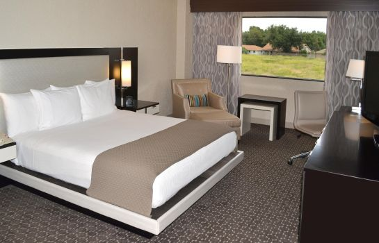 Habitación DoubleTree by Hilton Houston Hobby Airport