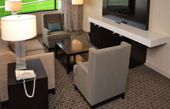 Zimmer DoubleTree by Hilton Houston Hobby Airport