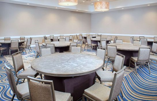 Sala congressi Hilton Boston Back Bay