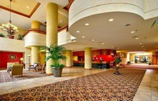 Hol hotelowy MCM Elegante Conference Center Beaumont