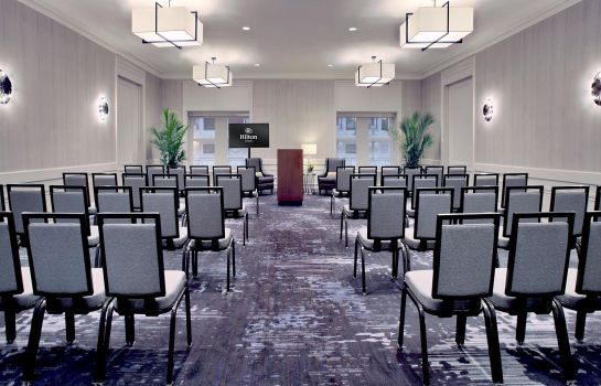Conference room Hilton Chicago