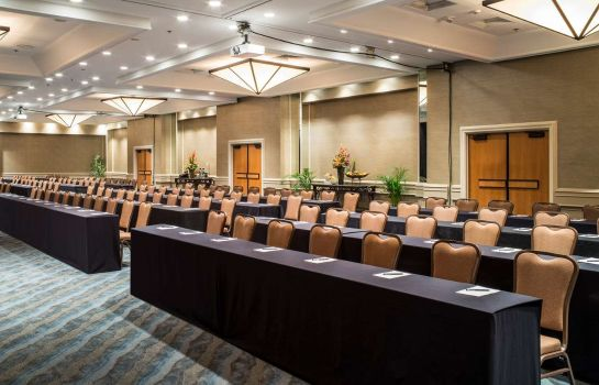 Conference room Hilton Cocoa Beach Oceanfront