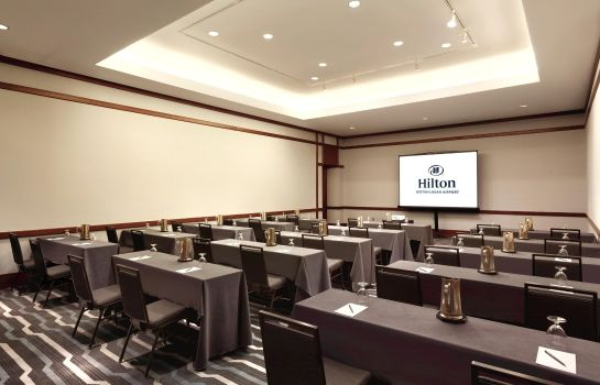 Conference room Hilton Boston Logan Airport