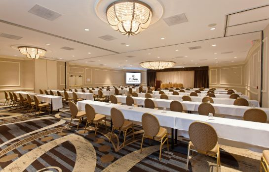 Conference room Hilton Alexandria Mark Center