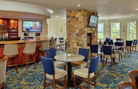 Bar hotelowy Hilton Santa Cruz-Scotts Valley