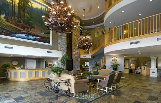 Hol hotelowy Hilton Santa Cruz-Scotts Valley
