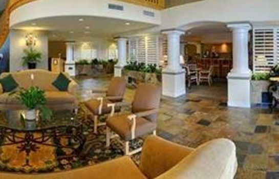 Hotelhalle Hilton Santa Cruz-Scotts Valley