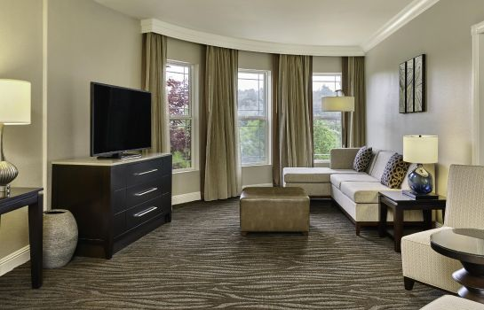 Suite Hilton Santa Cruz-Scotts Valley