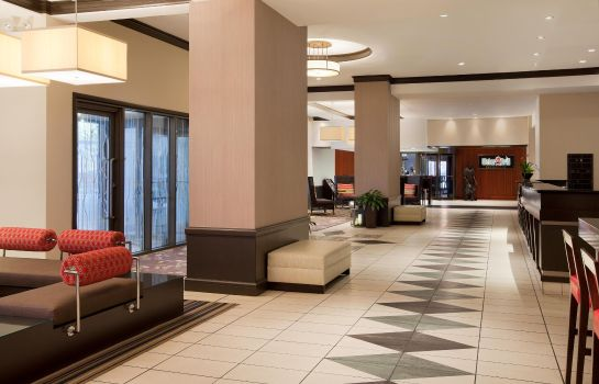 Hall Hilton Garden Inn Chicago Downtown-Magnificent Mile