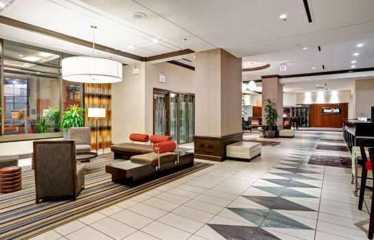 Lobby Hilton Garden Inn Chicago Downtown-Magnificent Mile
