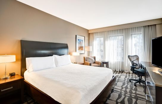 Suite Hilton Garden Inn Chicago Downtown-Magnificent Mile