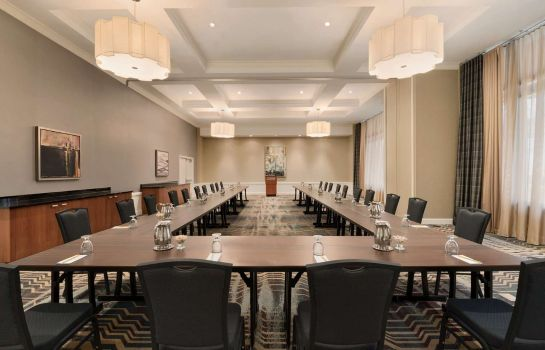 Conference room Hilton Garden Inn Chicago Downtown-Magnificent Mile