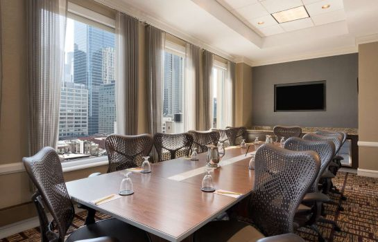 Tagungsraum Hilton Garden Inn Chicago Downtown/Magnificent Mile