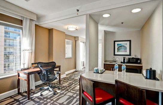Chambre Hilton Garden Inn Chicago Downtown-Magnificent Mile