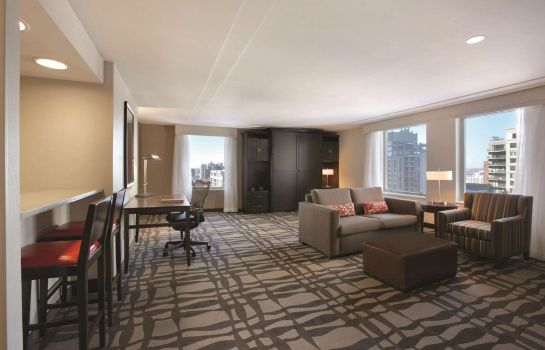Room Hilton Garden Inn Chicago Downtown-Magnificent Mile