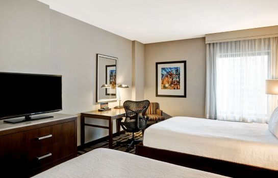 Zimmer Hilton Garden Inn Chicago Downtown/Magnificent Mile