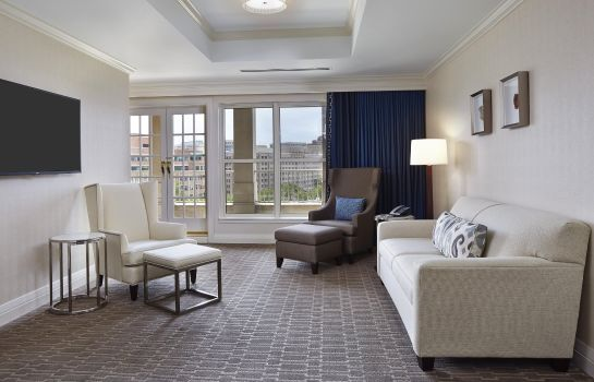 Zimmer Hilton Alexandria Old Town