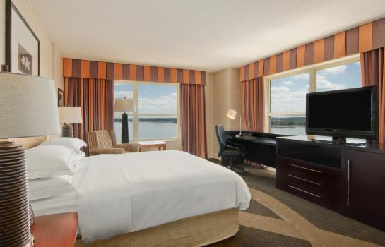 Zimmer Hilton Madison Monona Terrace