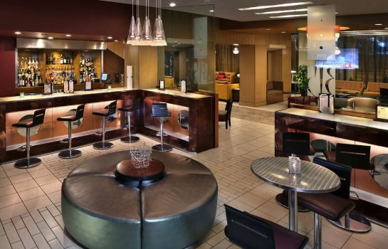 Hotel bar Hilton Hartford