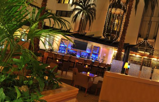 Hotel bar Hilton Orange County-Costa Mesa
