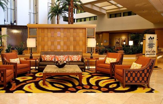 Lobby Hilton Orange County-Costa Mesa