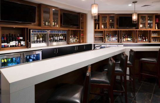 Hotel-Bar Hilton Crystal City at Washington Reagan National Airport
