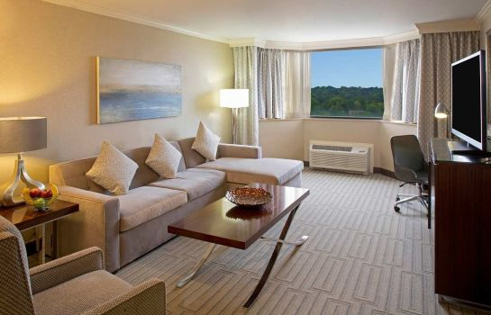 Suite Hilton Crystal City at Washington Reagan National Airport
