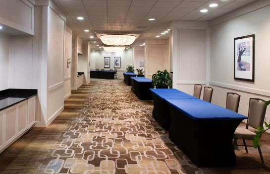 Conference room Hilton Crystal City at Washington Reagan National Airport