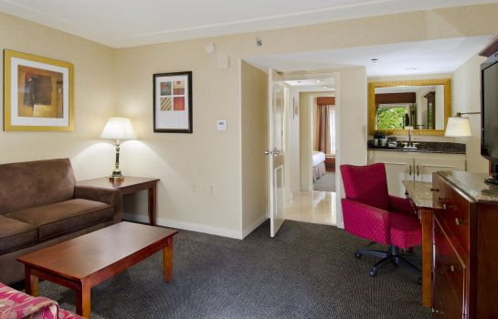 Suite DoubleTree by Hilton Torrance - South Bay