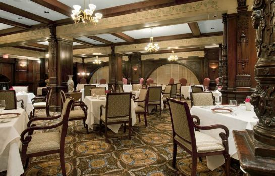 Restaurant The Seelbach Hilton Louisville