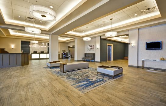 Hotelhalle Crowne Plaza TULSA - SOUTHERN HILLS