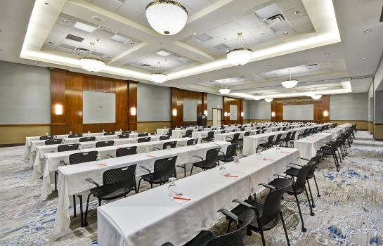 Conference room Crowne Plaza TULSA - SOUTHERN HILLS