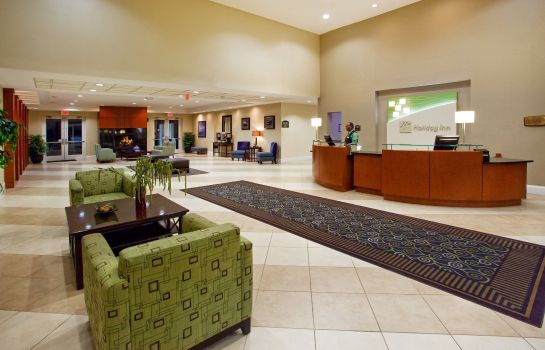 Lobby Holiday Inn AUGUSTA WEST I-20