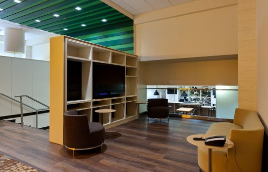 Hotelhalle Holiday Inn & Suites ATLANTA AIRPORT-NORTH