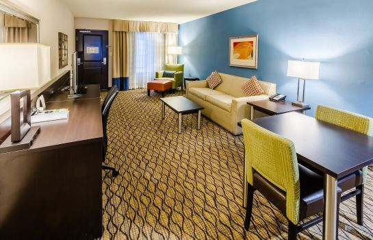 Suite Holiday Inn & Suites ATLANTA AIRPORT-NORTH
