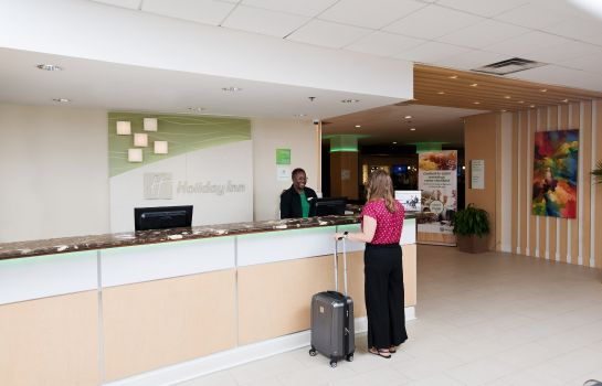Hotelhalle Holiday Inn BIRMINGHAM-AIRPORT