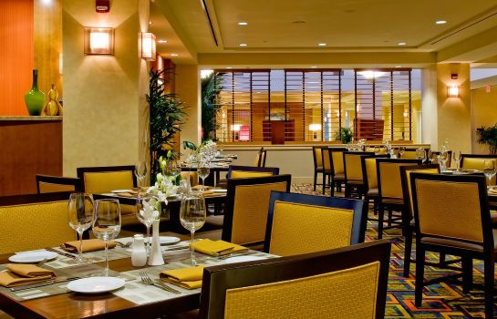 Restaurant Bakersfield Marriott at the Convention Center