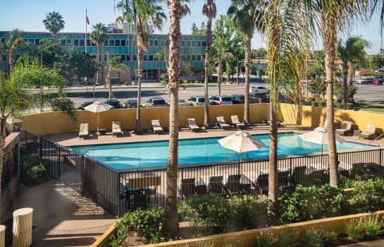 Kamers Bakersfield Marriott at the Convention Center