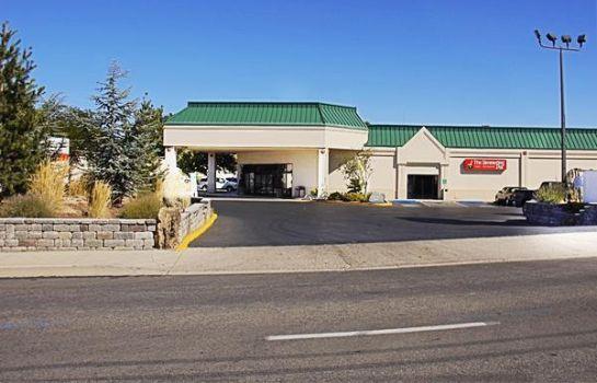 Exterior View Wyndham Garden Boise Airport